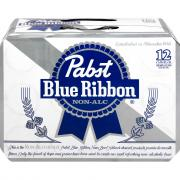 Pabst Blue Ribbon Non-Alcoholic Beer
