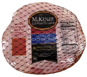 McKenzie Classic Carving Ham