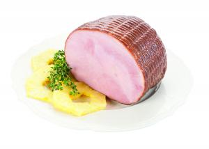McKenzie Deluxe Naturally Smoked Boneless Hams
