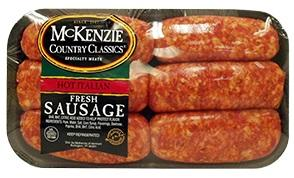 McKenzie Hot Italian Sausage