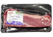 Hannaford Grass Fed Strip Steak