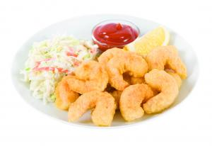 Red Hook Beer Battered Shrimp