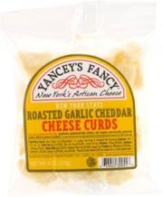 Yancy Fancy Roasted Garlic Cheese Curds