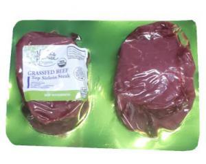 Nature's Promise Organic Grass Fed Beef Top Sirloin Steak