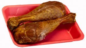 Morty Pride Smoked Turkey Drumsticks