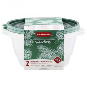 Rubbermaid 6.2 Cup Bowl Green