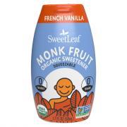 SweetLeaf Monk Fruit Organic Sweetener French Vanilla