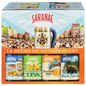 Saranac 12 Beer of Winter