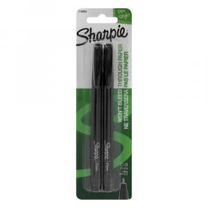 Sanford Sharpie Black Pens