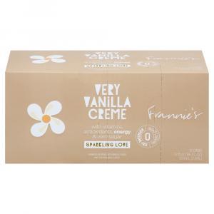 Frannie's Very Vanilla Creme