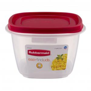 Rubbermaid Easy Find Lids 7 Cup Container