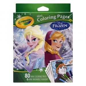 Crayola Frozen Coloring Pages
