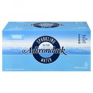 Adirondack Sparkling Seltzer Water Original