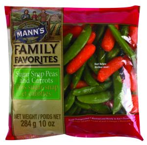 Mann's Sugar Snap Peas & Carrots