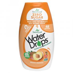 SweetLeaf Water Drops Peach Mango