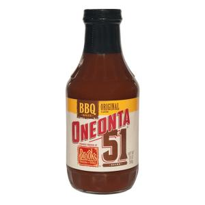 Oneonta 51 Brand Original Flavor BBQ Sauce