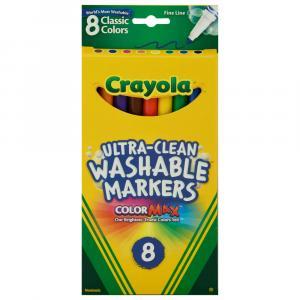 Crayola Thin Classic Washable Markers