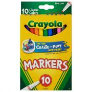 Crayola Classic Fine Markers