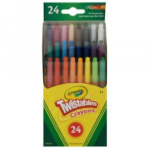 Crayola Mini Twist Crayons