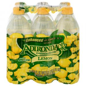Adirondack Lemon Water