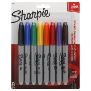 Sharpie Fine Point Markers