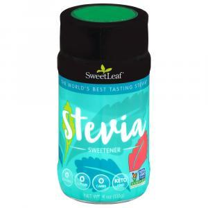 SweetLeaf Stevia Plus Powder
