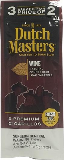 Dutch Masters Wine Cigarillos
