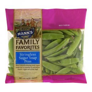 Stringless Sugar Snap Peas