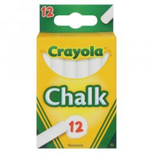 Crayola White Chalk Sticks