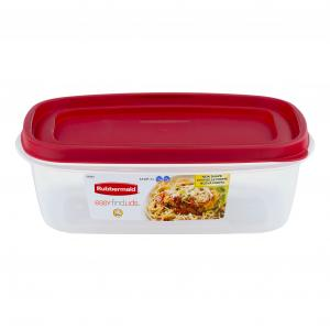 Rubbermaid Rectangle with Easy Find Lid 8.5 Cup