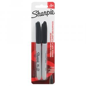 Sanford Sharpie Black Markers