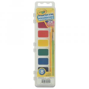 Crayola Watercolors Paint Set