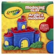 Crayola Model Clay 4 Piece
