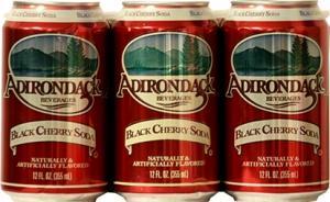 Adirondack Black Cherry Soda