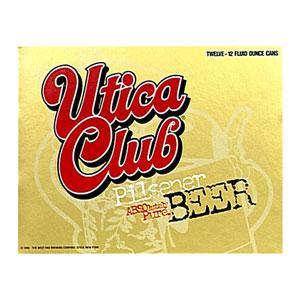 Utica Club Pilsner