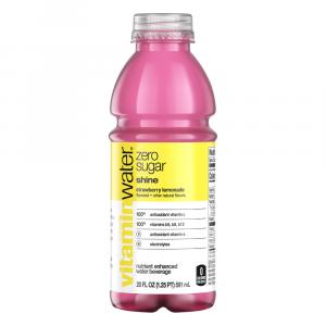 Glaceau Vitamin Water Zero Shine Strawberry Lemonade