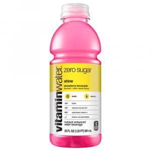 Glaceau Vitamin Water Zero Shine Strawberry Lemonade