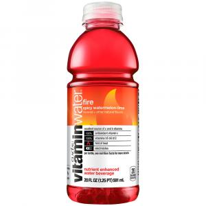 Glaceau Vitamin Water Fire