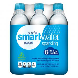 Glaceau Smart Water Sparkling Water