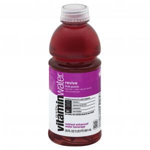 Glaceau Vitamin Water Revive Fruit
