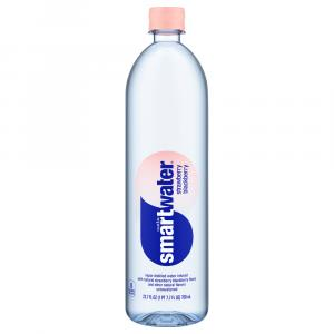 Glaceau SmartWater Strawberry Blackberry