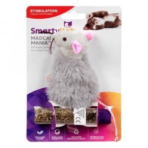 Smarty Kat Madcap Mouse Cat Toy