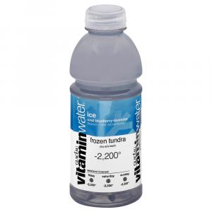 Glaceau Vitamin Water Ice
