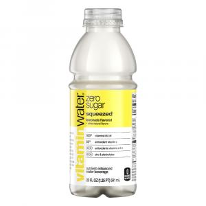 Glaceau Viatmin Water Zero Squeezed Lemonade