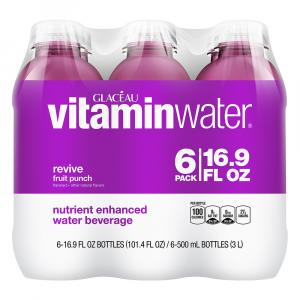 Glaceau Vitamin Water Revive Fruit Punch