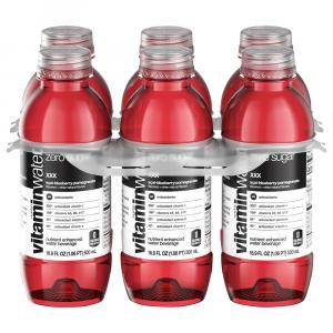 Glaceau Vitamin Water Zero Acai Blueberry Pomengranate