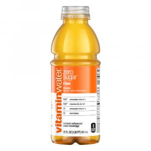 Glaceau Zero Rise Orange Vitamin Water