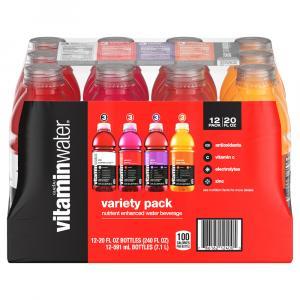 Glaceau Vitamin Water Variety Pack