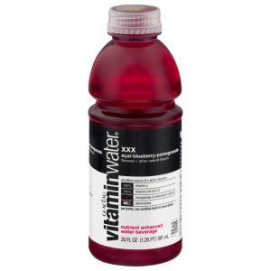 Glaceau Vitamin Water Zero XXX