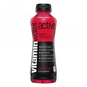 Vitamin Water Active Strawberry Black Cherry Performance